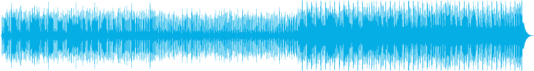カリオペ、サーカスオルガン、スネア...の再生済みの波形