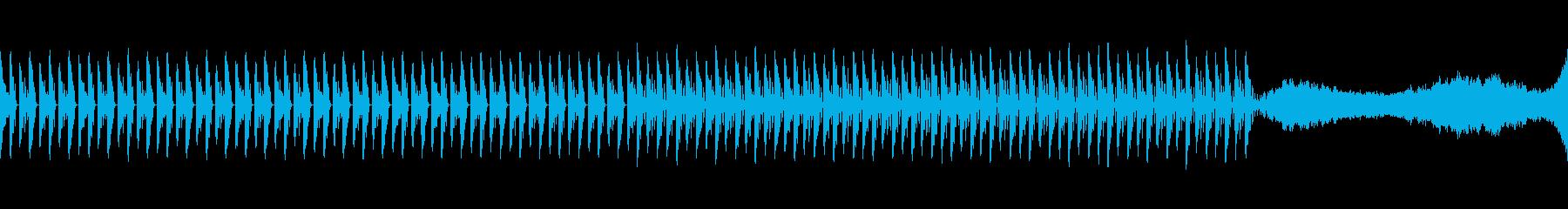【映像系】スリリング系 (Long)の再生済みの波形
