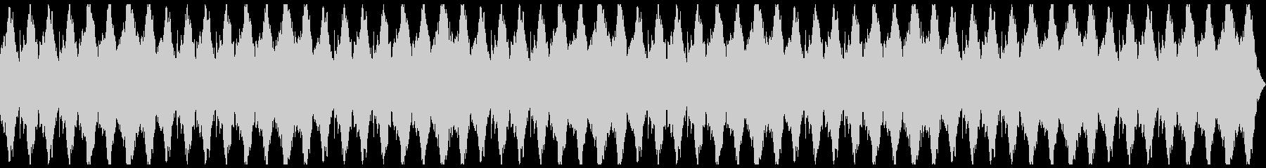 不気味ホラー 不協和音シンセバイオリンの未再生の波形