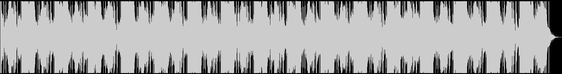 シーケンス ダークビート03の未再生の波形