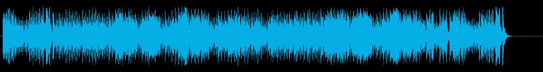 なつかしの歌謡曲風マイナー・ポップスの再生済みの波形
