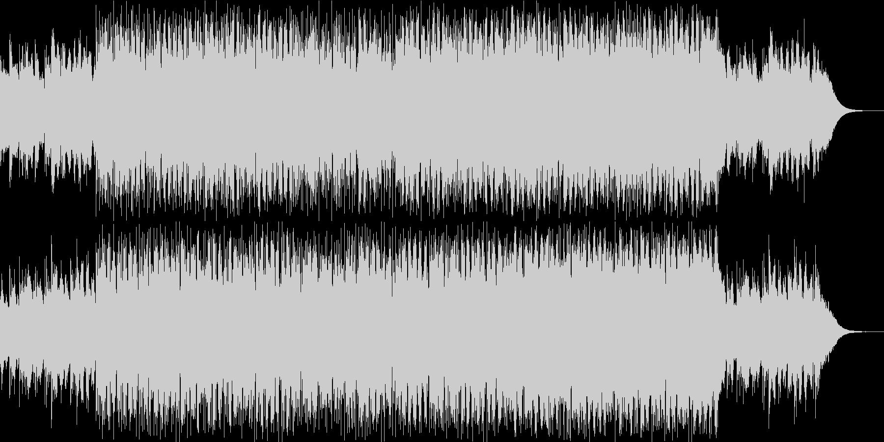 クールなDrum'NBassショートの未再生の波形