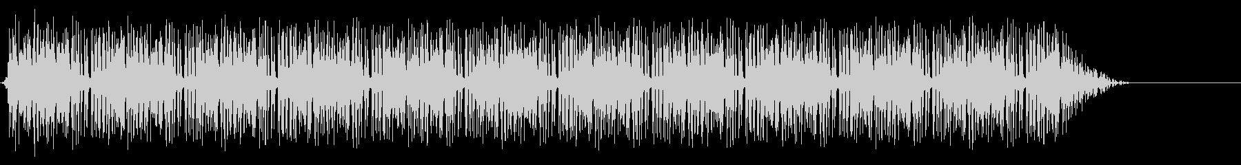 パチンコ リーチ音(ノーマル)レトロ 2の未再生の波形