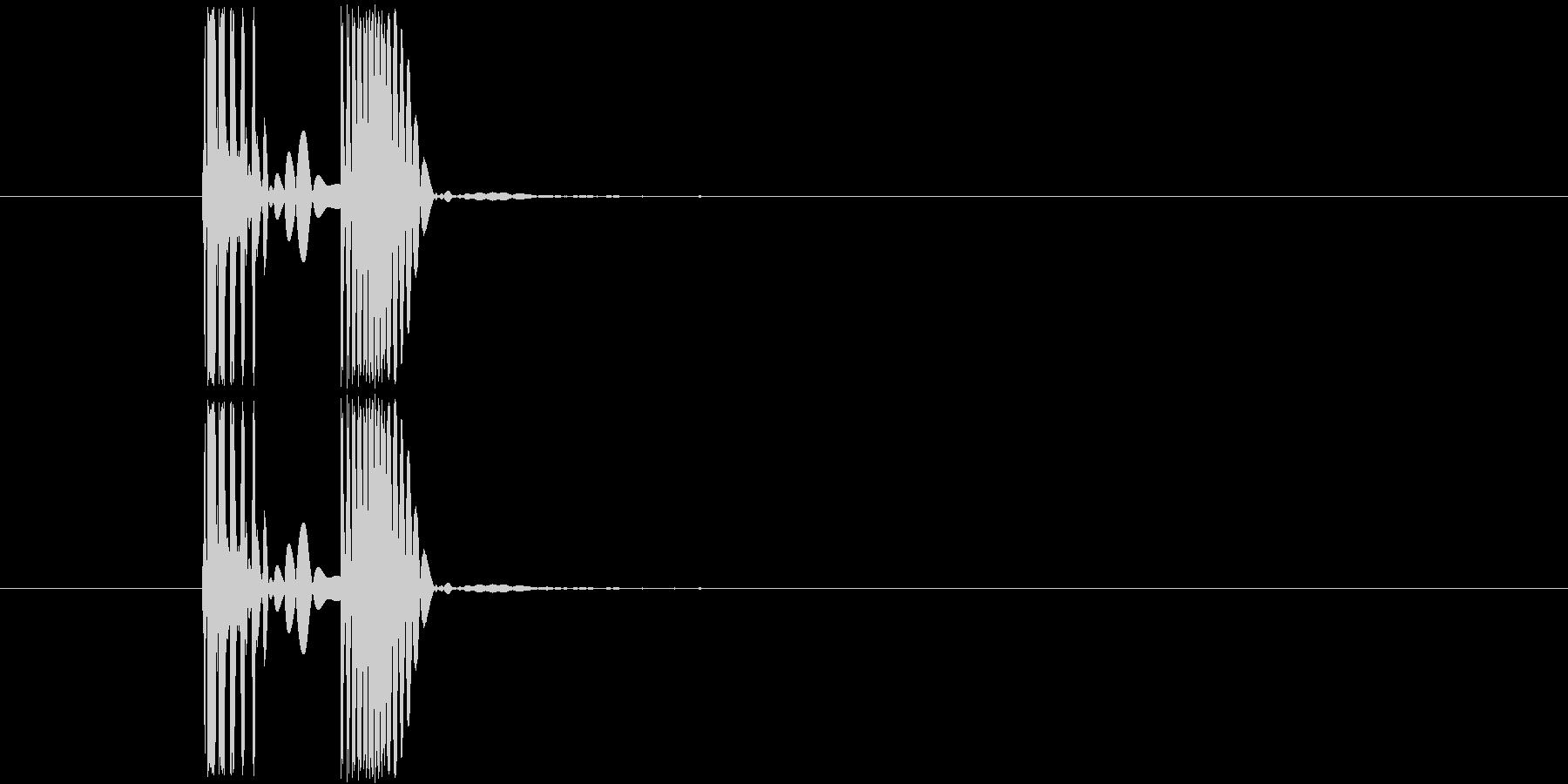 パカ③(宝箱を開ける・ゲーム・探索)の未再生の波形