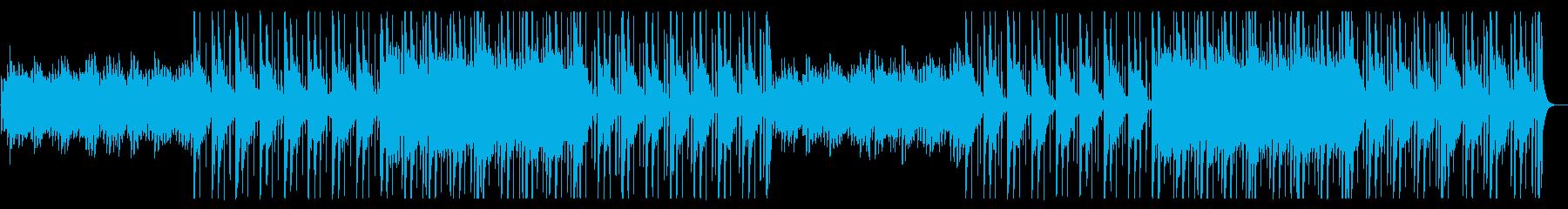 和を感じる切ないBGM_No604_1の再生済みの波形