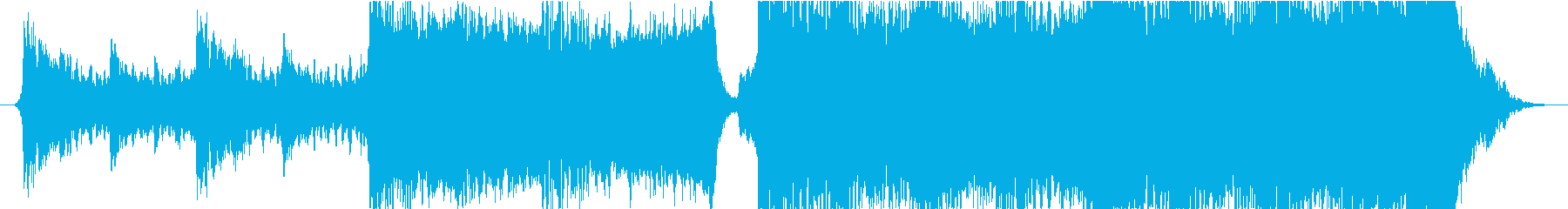 Epic Music's reproduced waveform