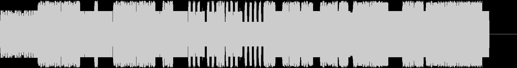 ファミコン塔などのダンジョンイメージ曲の未再生の波形