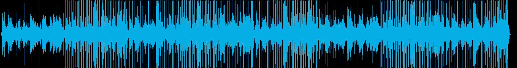 なごやか/lofi/ヒップホップ/カフェの再生済みの波形