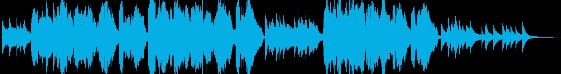 【生演奏】コルネット_感動_懐かしさの再生済みの波形