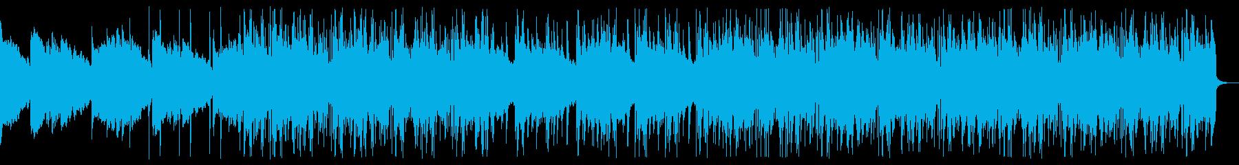 爽やか/落ち着き/R&B_No597_3の再生済みの波形