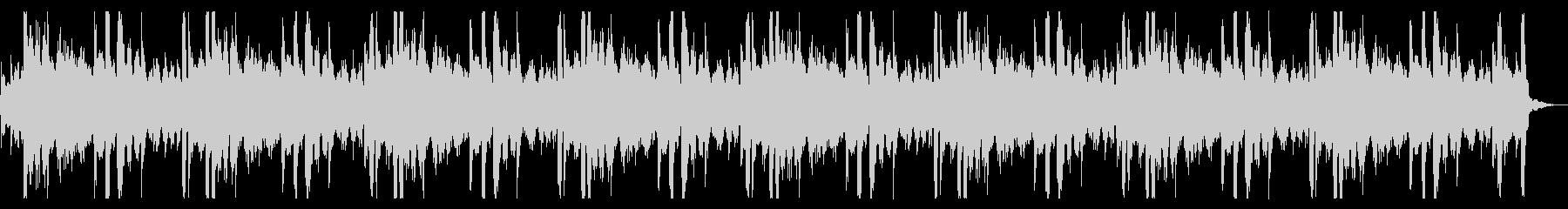 解放されるようなBGM_No631_4の未再生の波形