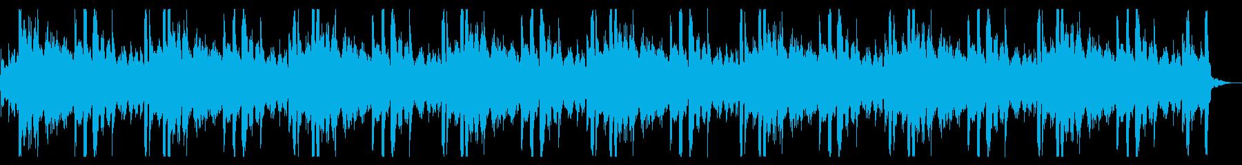 解放されるようなBGM_No631_4の再生済みの波形