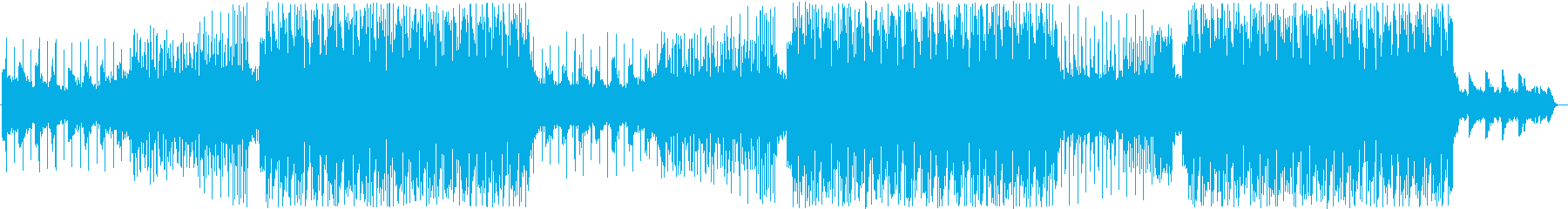 Western Music Future Pop ED Hope's reproduced waveform