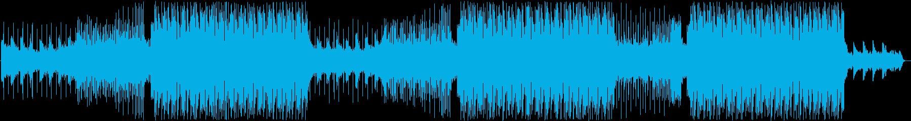 洋楽 フューチャーポップ  ED 希望の再生済みの波形