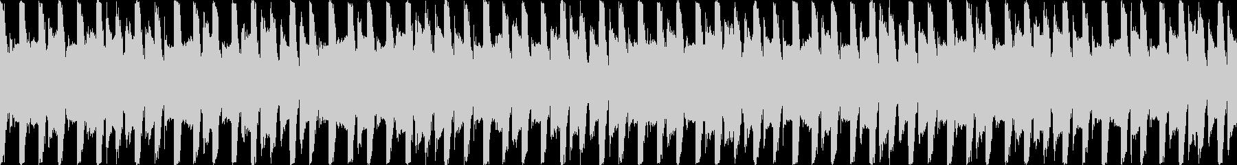 運動・フィットネス/30秒ループ曲4の未再生の波形