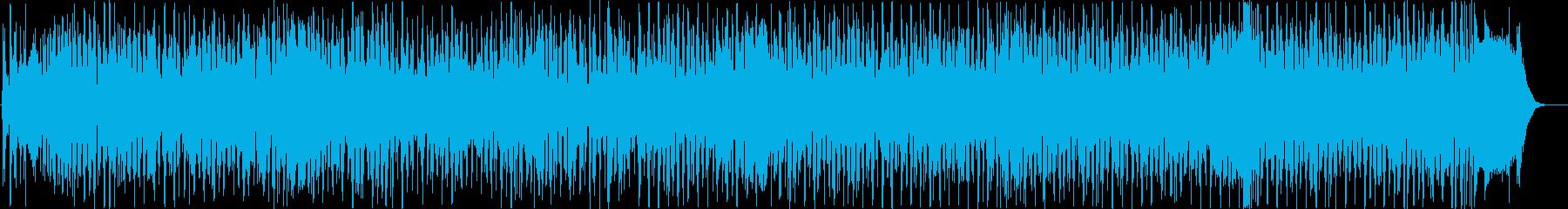 多くの有名なブルースのリフに似ていますの再生済みの波形