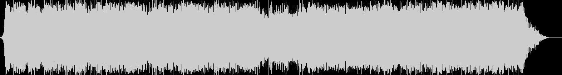 ダークファンタジーオーケストラ戦闘曲54の未再生の波形