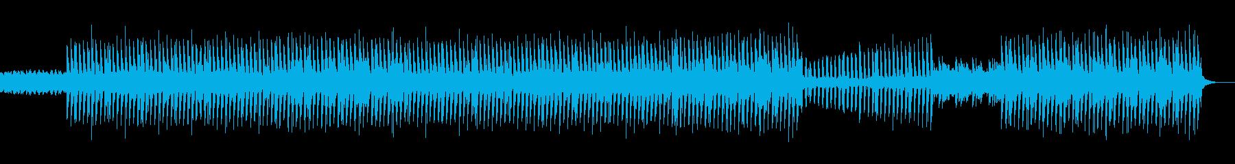 エレクトロニカダンスインストパルス...の再生済みの波形