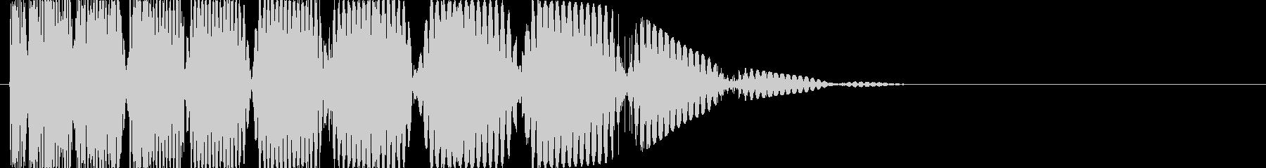 爆発・衝撃波・ソニックブーム10の未再生の波形