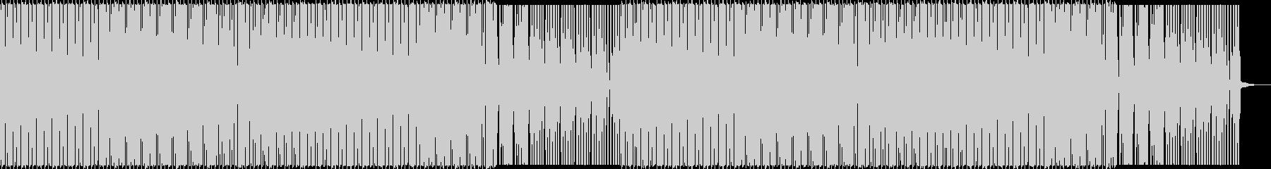 Rhythm Keepの未再生の波形