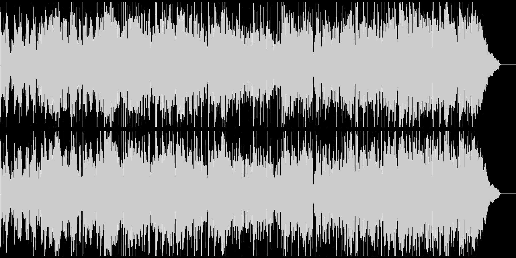 ジングルベル/ボサノバクリスマスSax生の未再生の波形