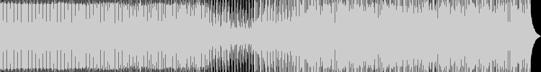 宇宙の端で孤独な爆発minimalの未再生の波形