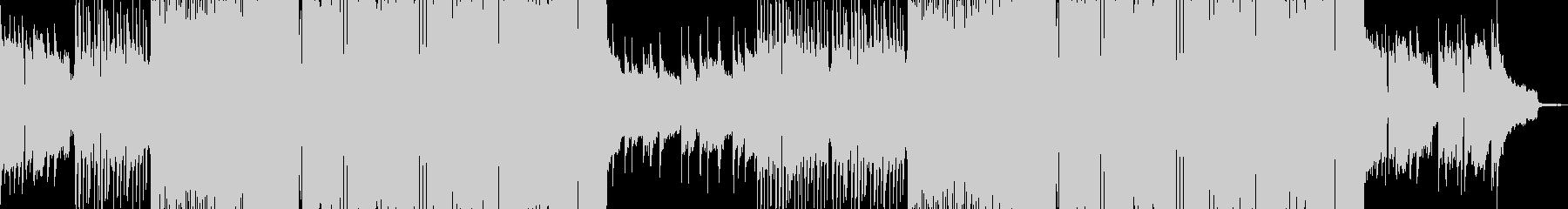 しっとりピアノ系フューチャーベースの未再生の波形