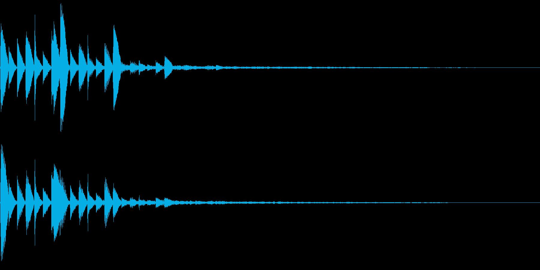 未来的・決定・空気感・取得31の再生済みの波形