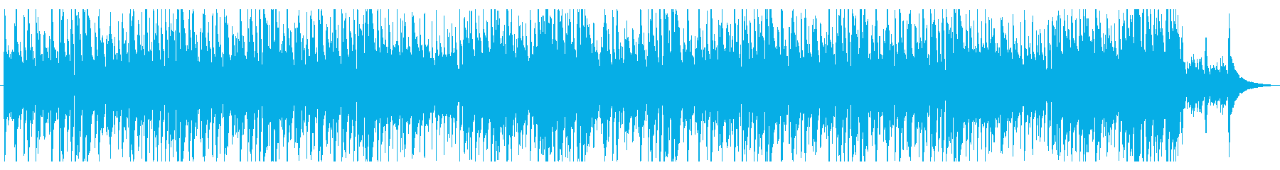 ティンホイッスル・ゲーム・アニメ・ドラマの再生済みの波形