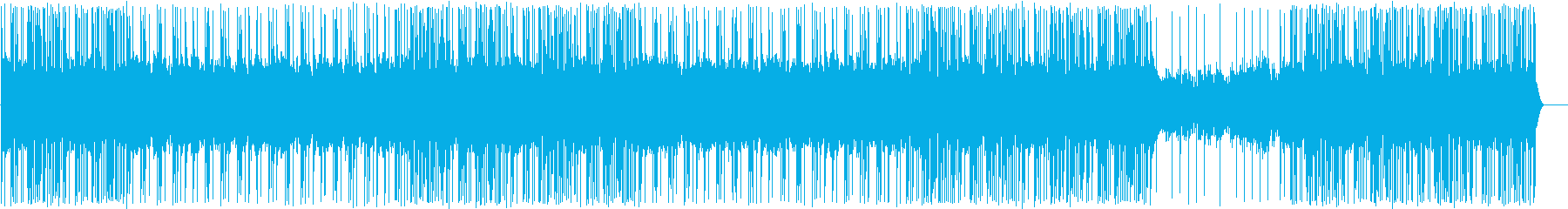 ピアノループ/ブラス/ビート/ダーク#2の再生済みの波形