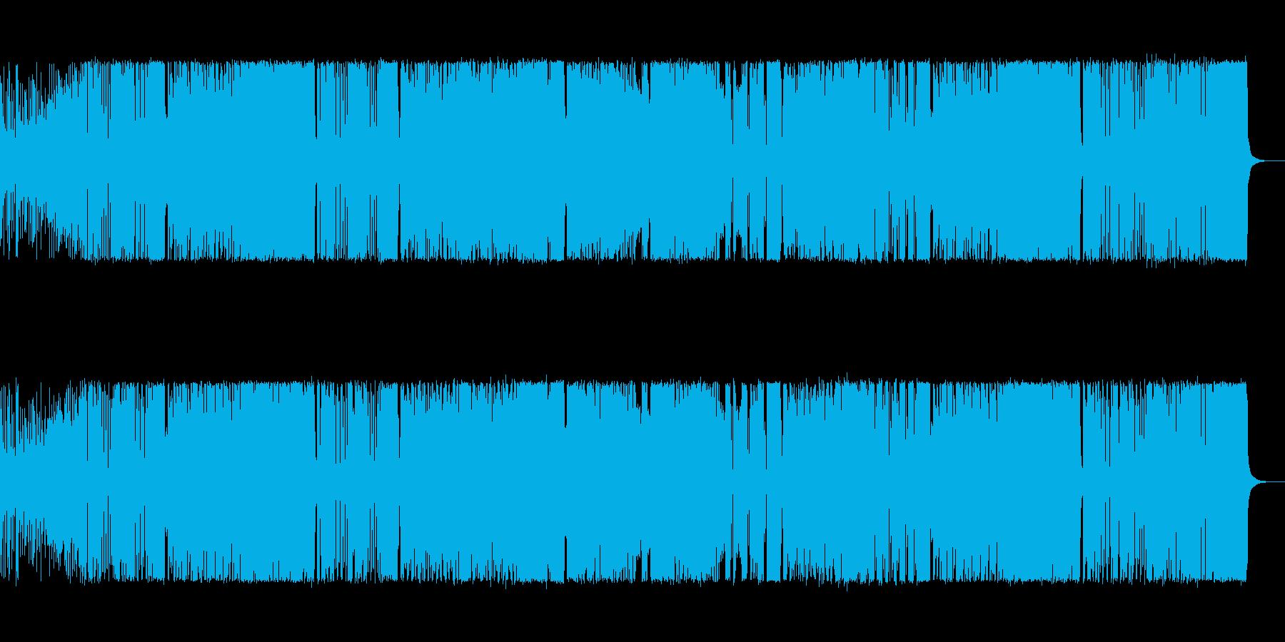 SAKEROCK風マリンバ&TBさわやかの再生済みの波形