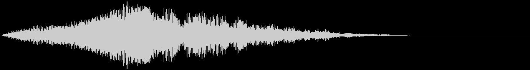 【アンビエント】パッド音_01の未再生の波形
