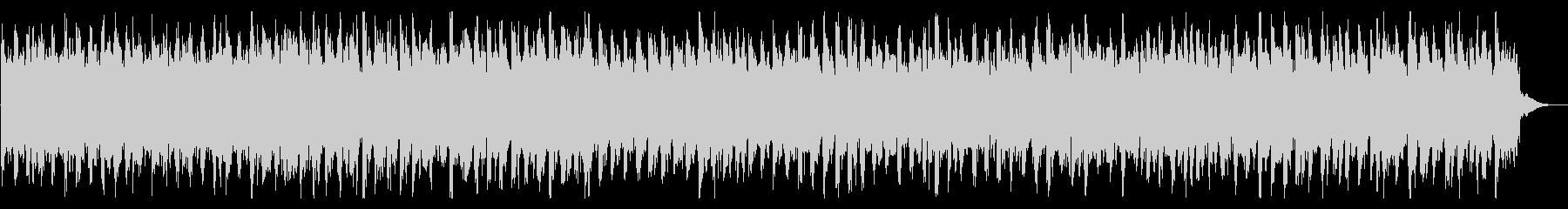 堂々とした曲調のエレクトロニックの未再生の波形