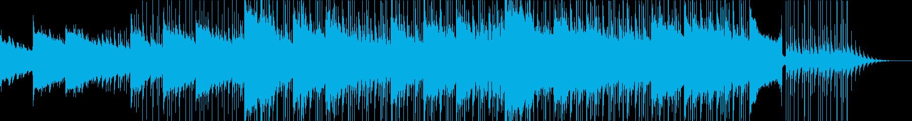 代替案 ポップ ロック アンビエン...の再生済みの波形