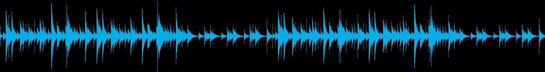 オルゴールのソロです。回想シーンなどに…の再生済みの波形
