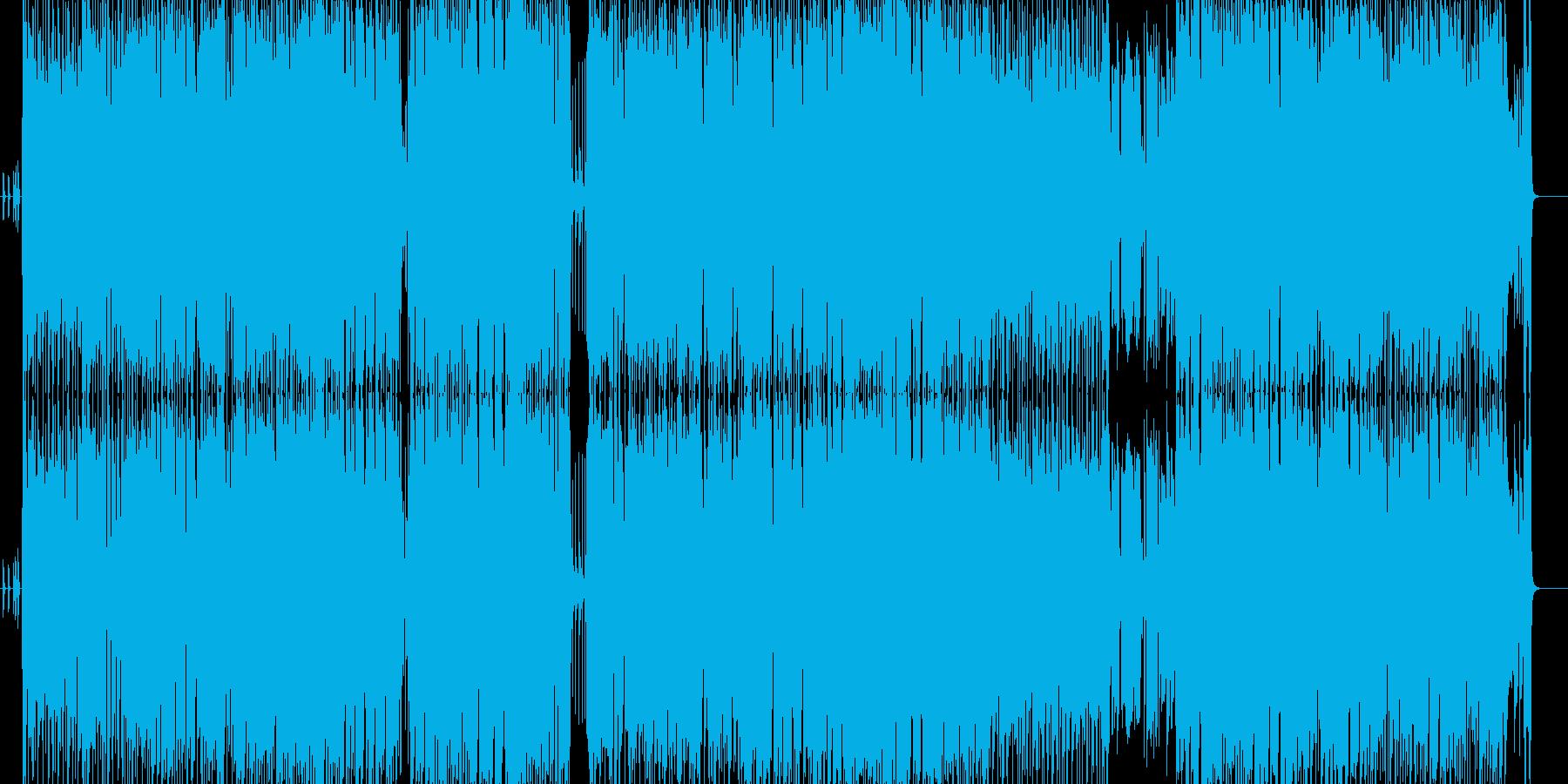 トロイカの箱の再生済みの波形