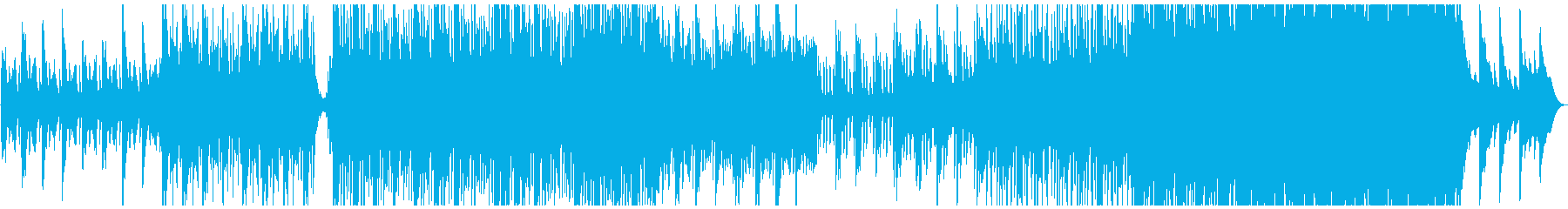 環境にやさしい事業紹介のCM曲の再生済みの波形
