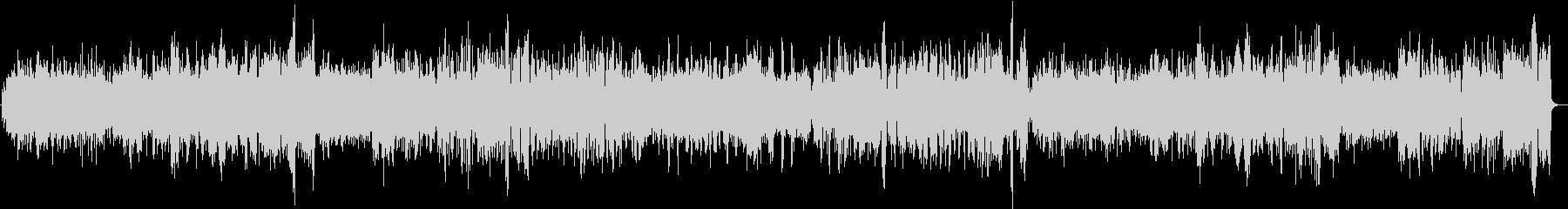 バッハ クラシック パイプオルガン 2の未再生の波形