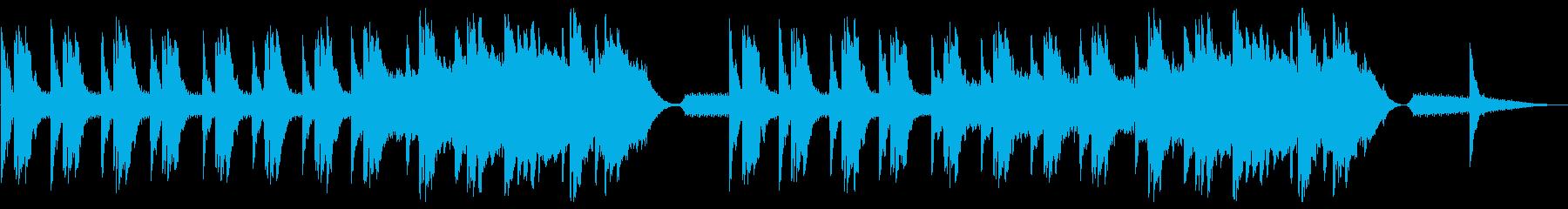 T.V.コンテンポラリー。感情的な...の再生済みの波形