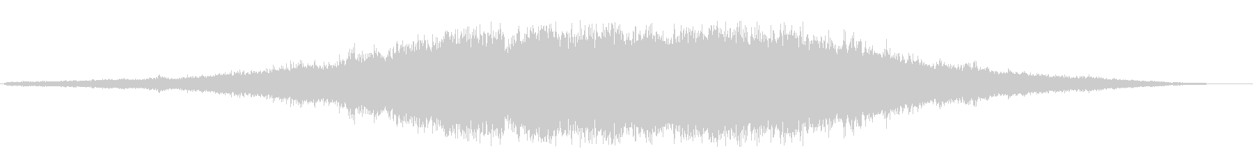 キーン(キラキラ系)の未再生の波形