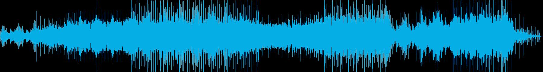 和風の安らぎ・癒されるHIP HOPの再生済みの波形