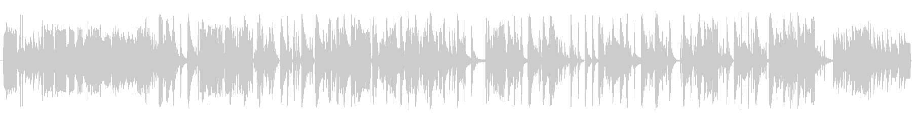 信号コードSci Fiバンパーの未再生の波形