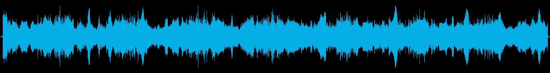 サイレン(電子音)救急車 外国 海外の再生済みの波形