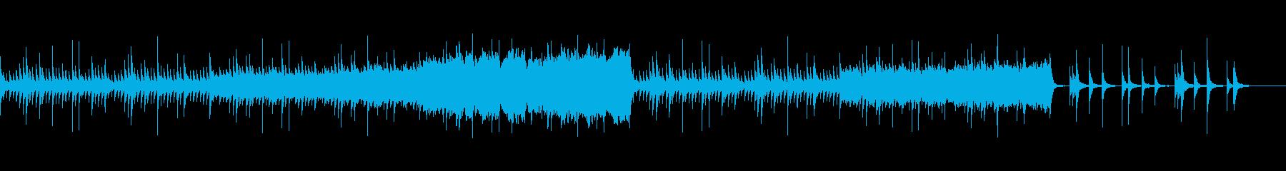 切ないオルゴール・オーケストラバラードの再生済みの波形