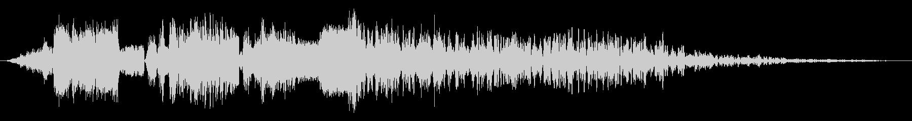 チューナーキッカーの未再生の波形