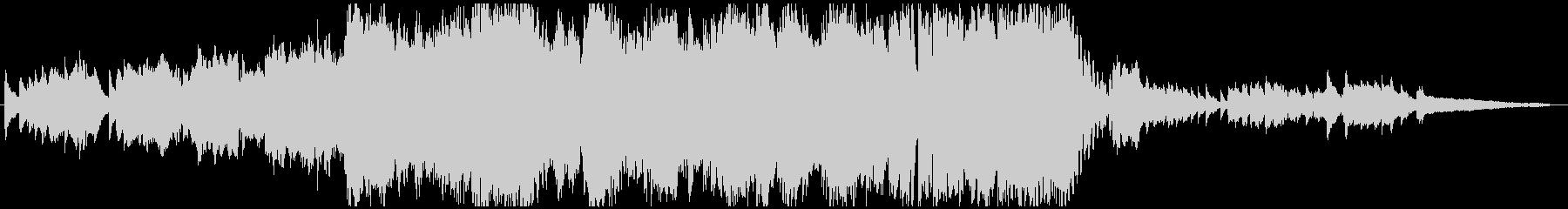 【生演奏】フルートとオケの感動系バラードの未再生の波形