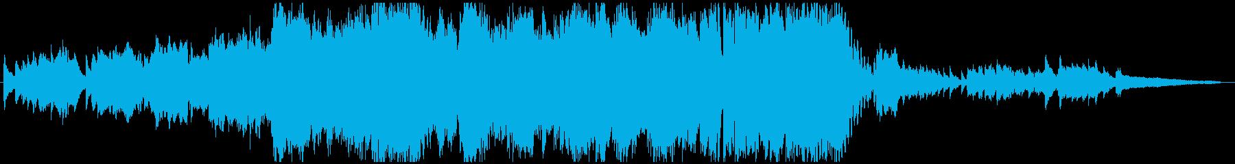 【生演奏】フルートとオケの感動系バラードの再生済みの波形