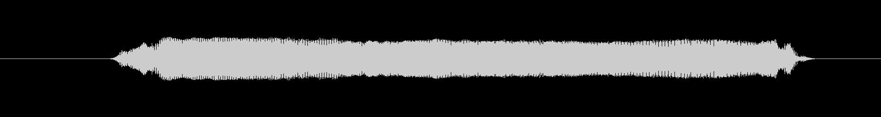 鳥 の 獲物 イーグルコール03の未再生の波形
