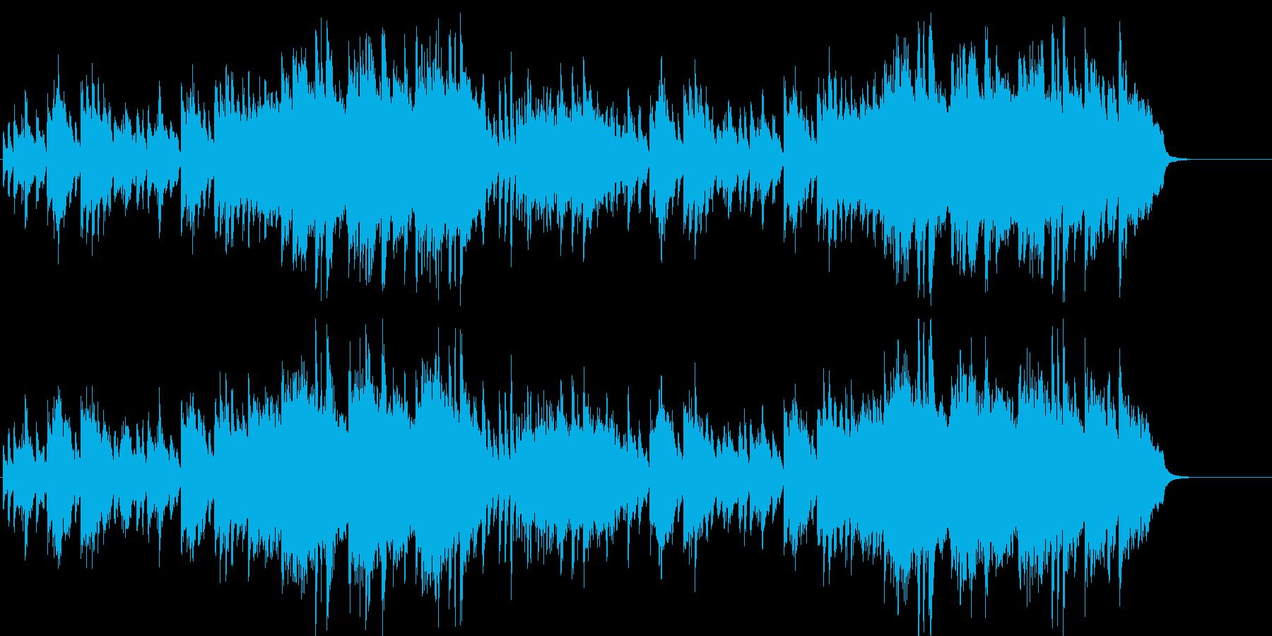 かわいい メルヘン 幸福 穏やか 優しいの再生済みの波形