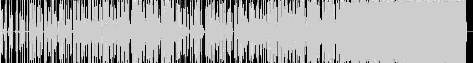 ISLAND (Feat. MATTON)の未再生の波形